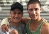 Daniel Rocha passa por transformação para viver Popó na TV | Reprodução