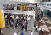 Voos são cancelados na capital e gera revolta de passageiros   Luciano da Matta   Ag. A TARDE   29.06.2018