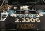 Dupla é presa ao esconder celulares em fraldas em Salvador | Divulgação | SSP