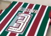 Após Copa, Thiago Silva faz treinos físicos no Fluminense   Reprodução   Twitter   Fluminense