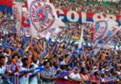 Ba-Vi deste domingo será mais um no ano com torcida única | Felipe Oliveira l EC Bahia