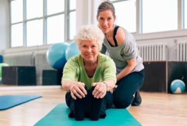 Estudo mostra que Pilates ajuda a controlar diabetes tipo 2 em mulheres idosas | Reprodução