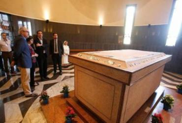 Ministro da Saúde anuncia verba para as Obras Sociais Irmã Dulce | Luciano Carcará l Ag. A TARDE