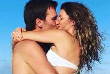 Tom Brady faz declaração de amor para Gisele Bündchen   Reprodução