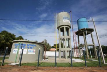 População de Cumuruxatiba recebe sistema de abastecimento de água