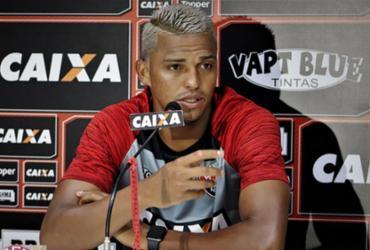 Zagueiro é vetado pelo DM e desfalca o Vitória diante do Atlético-PR | Maurícia da Matta l EC Vitória