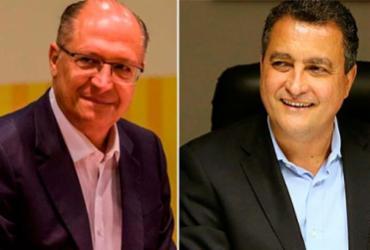 Políticos apostam numa disputa entre Alckmin e o ungido de Lula | Alexandre Carvalho | A2img e Mateus Pereira | GOVBA