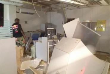 Agências bancárias são alvos de criminosos em Serra Dourada | Rogério Soares | Reprodução | Site Jornal Gazeta do Oeste