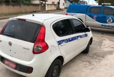 Taxista morre após ser baleado por assaltantes em Eunápolis | Reprodução | Radar 64