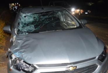 Homem morre atropelado após vagar na BR-020 | Reprodução | Blog Braga