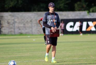 Sob comando de técnico do sub-23, Vitória volta aos treinos | Maurício da Matta l EC Vitória