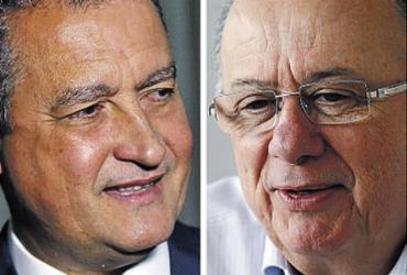 Chapas protagonistas, enfim, formadas para a eleição baiana   Joá Souza l Ag. A TARDE l 28.8.2014