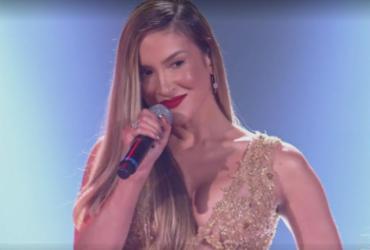 Claudia Leitte surge como candidata e surpreende na estreia do The Voice | Reprodução | TV Globo
