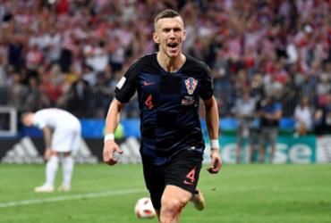'É um dos gols mais importantes' da história da Croácia, diz Perisic | Jewel Samad | AFP