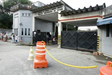 Detento de Presídio em Salvador morre após cama de concreto romper | Joá Souza | Ag. A TARDE