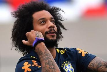 Lesionado, Marcelo é cortado e desfalca seleção brasileira em amistosos | AFP
