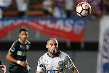 Veja imagens de Bahia x Cerro-URU pela Copa Sul-Americana |