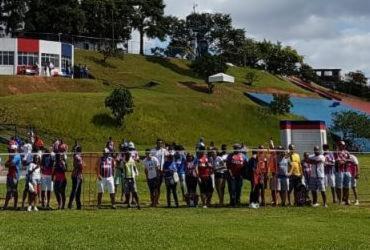 Jogadores do Bahia treinam com a presença de sócios-torcedores | Felipe Oliveira | Divulgação | E. C. Bahia