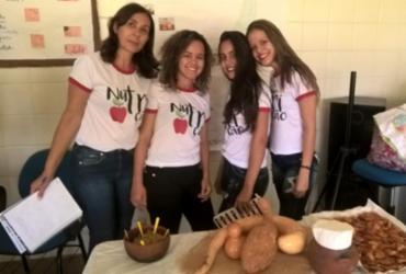Qualidades nutricionais do caxixe são estudadas por jovens de Irecê