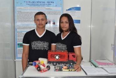 Estudantes de Santa Maria da Vitória desenvolvem projeto para reciclar o lixo eletrônico