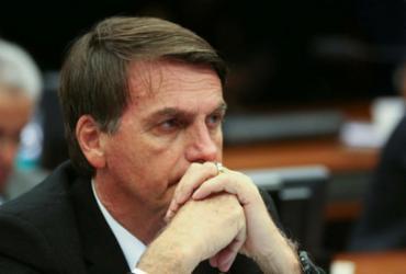 Bolsonaro fala que é o 'patinho feio' da eleição em 2018   Fabio Rodrigues Pozzebom   Agência Brasil