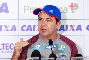 Técnico destaca evolução e domínio do Bahia sobre o Atlético-MG | Felipe Oliveira l AG. A TARDE