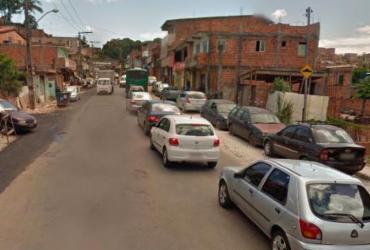 Engavetamento com quatro veículos deixa dois feridos na Via Regional | Reprodução | Google Street View