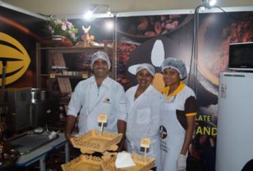 Estudantes das Fábricas-Escolas do Chocolate participam do Chocolat Festival em Ilhéus