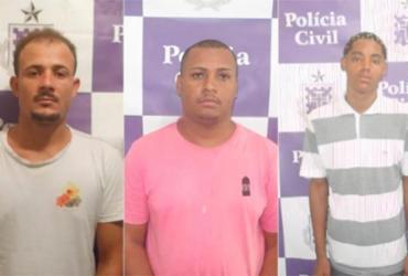 Presos fogem da delegacia na cidade de Alagoinhas | Reprodução | Polícia Civil