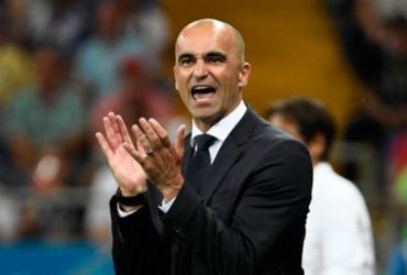 Técnico da Bélgica afirma que vitória sobre o Brasil vingou erro de 2002 | Filippo Monteforte | AFP