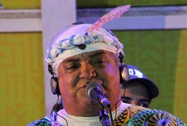 Gerônimo realiza último show da temporada nesta terça-feira   Divulgação