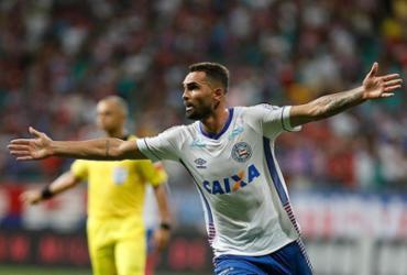 Em jogo eletrizante, Bahia arranca empate do Galo e sai do Z-4 | Tiago Caldas l Ag. A TARDE