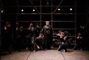 O elenco do espetáculo-instalação Grande Sertão Veredas - Annelize Tozetto l Divulgação