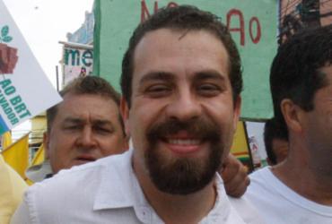 PSOL confirma Guilherme Boulos como candidato à Presidência   Luciano da Matta l Ag. ATARDE l 2.7.2018