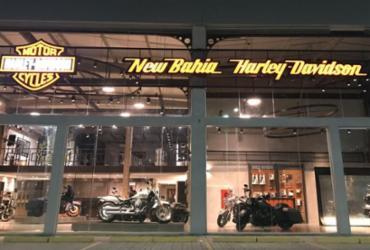 Harley-Davidson inaugura nova loja em Salvador   Divulgação