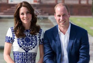 Bolo de casamento de William e Kate é servido no batizado de príncipe Louis | Divulgação