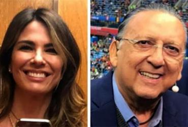 Luciana Gimenez defende Jagger e critica Galvão: 'Azarado é você' | Reprodução l Instagram l @lucianagimenez e @galvaobueno
