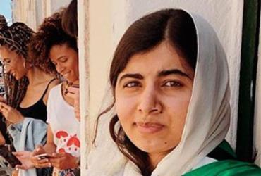 Malala inaugura conta no Instagram com foto tirada em Salvador | Reprodução | Instagram