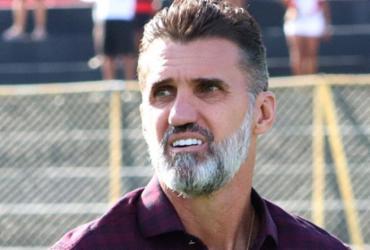 Técnico Vagner Mancini é demitido do comando do Vitória | Maurícia da Matta l EC Vitória