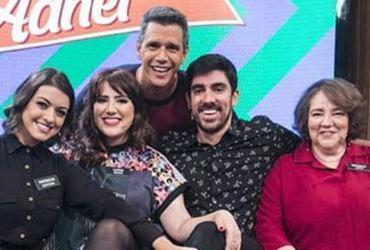 Marcelo Adnet leva sua mulher para 'Tamanho Família' e surpreende internautas   Reprodução   Instagram