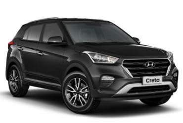 Hyundai Creta ganha novos equipamentos para a linha 2019   Divulgação