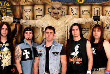No Dia Mundial do Rock, Children Of The Beast faz tributo ao Iron Maiden | Divulgação