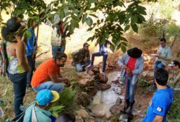 Nascentes de rios de Cocos, Formosa do Rio Preto e Jaborandi são recuperadas