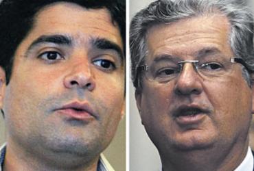 Justiça multa ACM Neto e Jutahy Júnior por propaganda antecipada | Joá Souza l Ag. A TARDE l 2.12.2013 e 7.6.2018