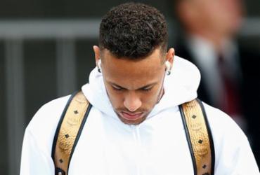 Com Neymar, seleção chega ao Rio com 7 jogadores neste domingo | AFP