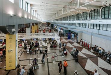 Aeroporto de Salvador registra crescimento de tráfego pelo segundo semestre seguido