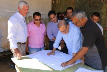 Obras de ampliação do hospital de Bom Jesus da Lapa terá um investimento de R$ 5,3 mi