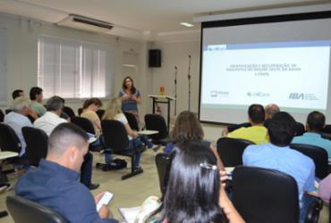 Nova etapa do projeto de recuperação de nascentes no Oeste baiano é lançada