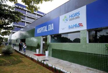 Funcionários terceirizados do Roberto Santos fazem paralisação | Carol Garcia | Reprodução | GOVBA