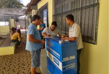 Prefeitura-Bairro itinerante atende 502 pessoas em Salvador | Divulgação